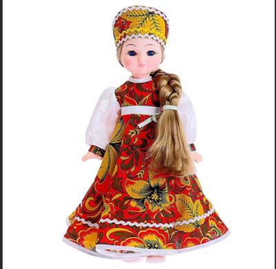 Кукла «Василина Хохлома», 45 см