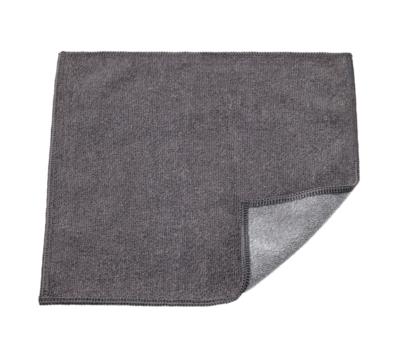 РИННИГ Салфетка кухонная, серый25x25 см