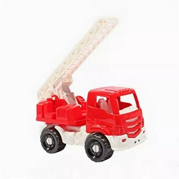 Автомобиль Пожарная машина 16 см