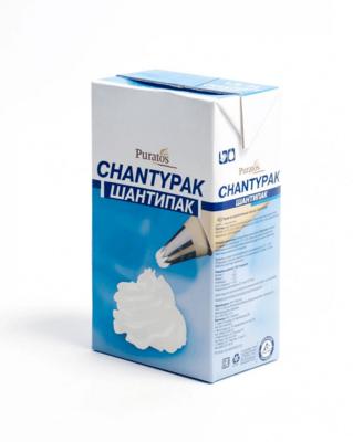 Крем на растительных маслах ШантиПак, 26%, 1 л