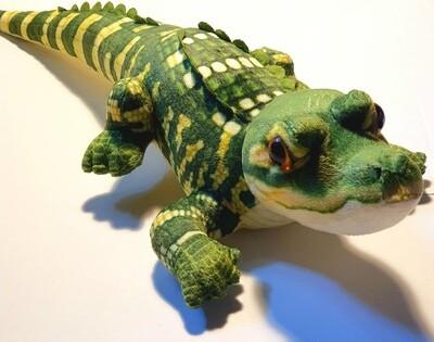 Мягкая игрушка, Крокодил 47 см