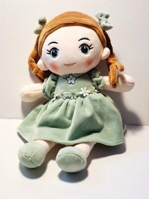 Игрушка мягкая Кукла 35 см