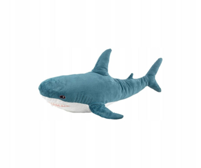 Мягкая игрушка, Акула 70 см
