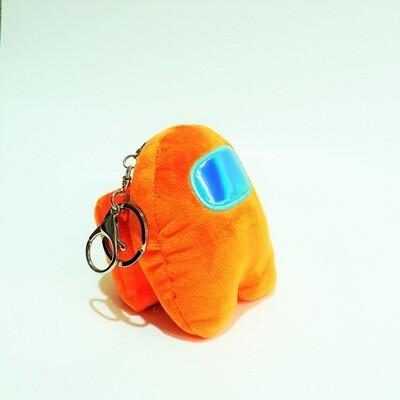 Мягкая игрушка, Амонг 10 см. брелок, в асс.