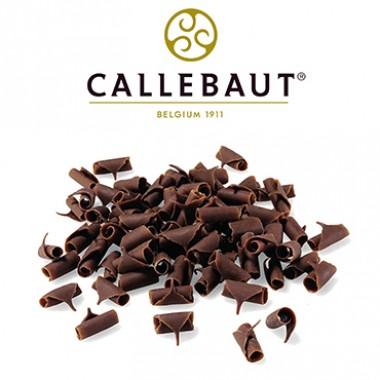 Посыпка кондитерская, Шоколадные завитки, CALLEBAUT, Бельгия (1 кг)