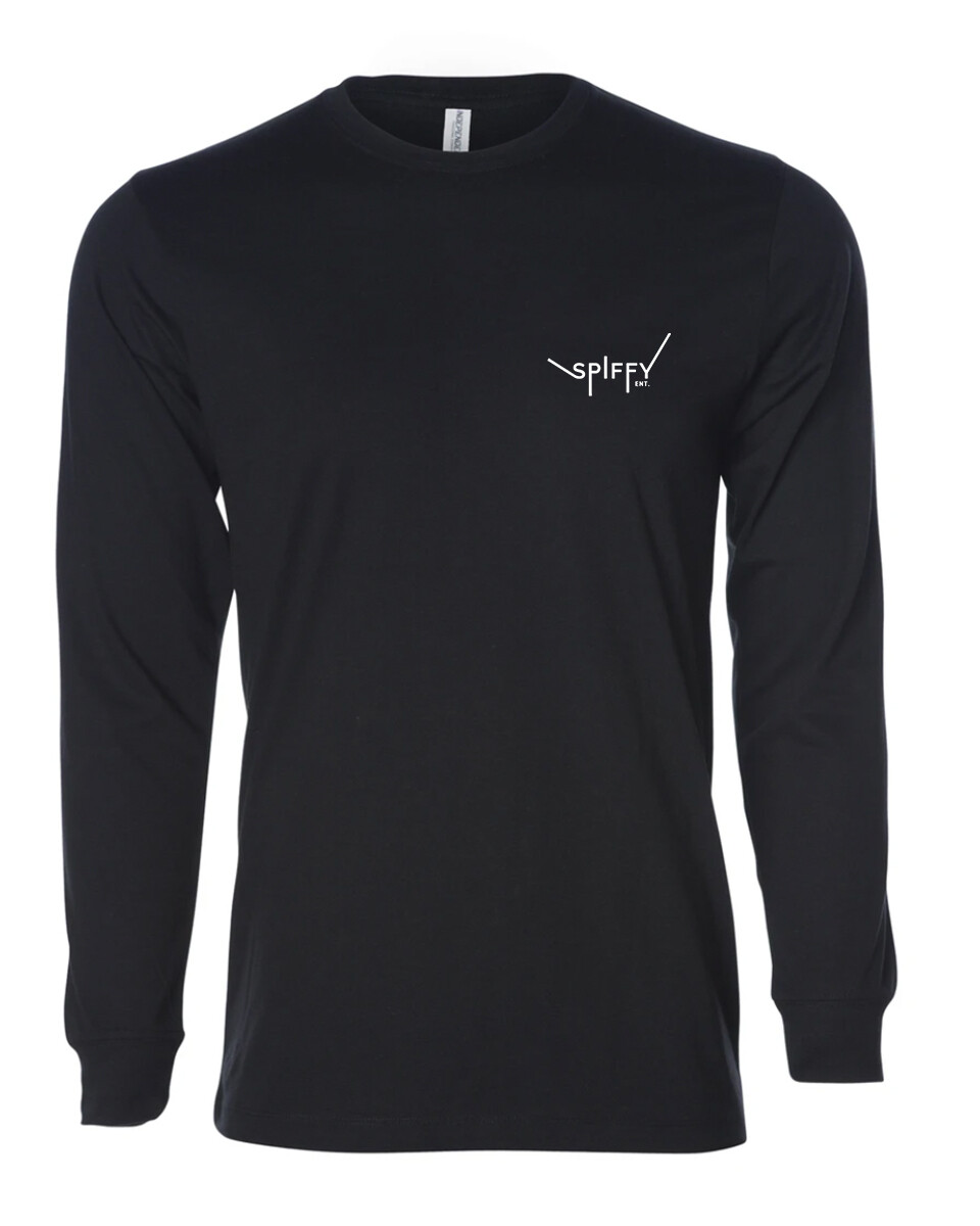 The Label Long Sleeve (Black)