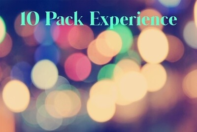 10 Pack Experience