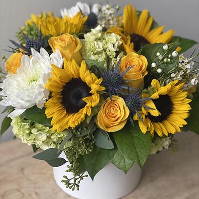 Large Sunflower Arrangement