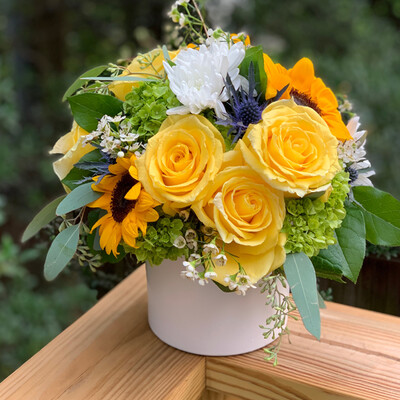 Medium Sunflower Arrangement