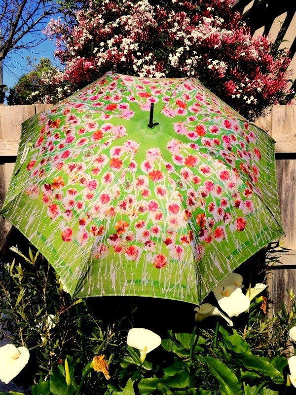 Poppies Umbrella