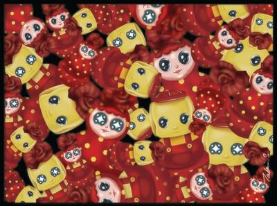 Happy Together #01 - Fueki X Rose Tumbler Series