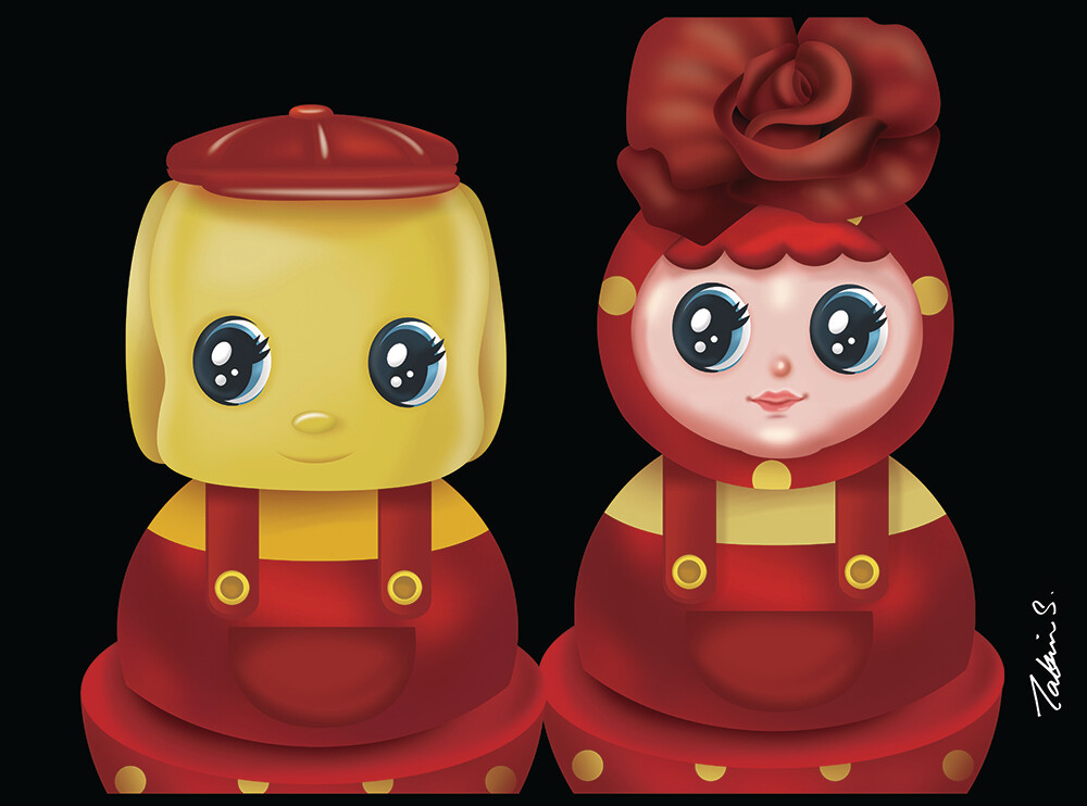 Happy Together #02 - Fueki X Rose Tumbler Series