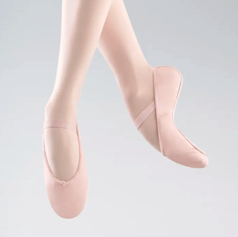 Bloch Arise Full Sole Leather Ballet Shoe
