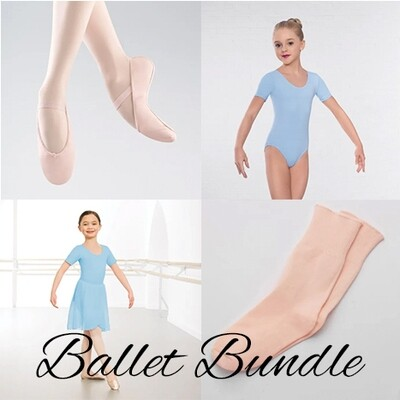 EJ Dance- Starter Ballet Bundle