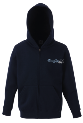 Emma Jane Dance - Junior Zip Up Hoodie