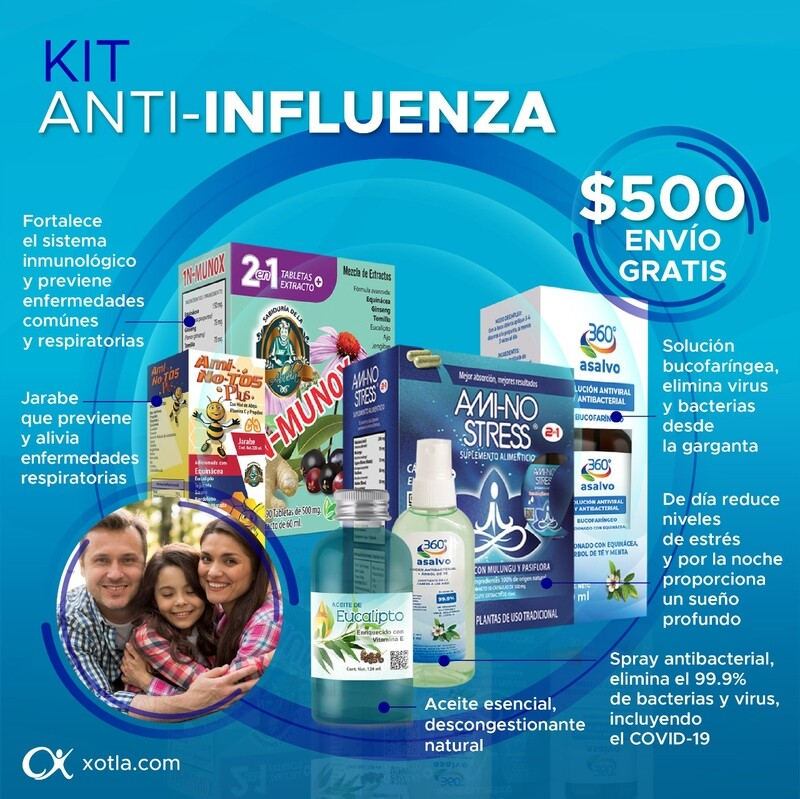 KIT ANTI-INFLUENZA