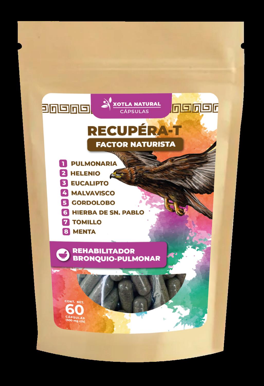 RECUPERA-T - FACTOR NATURISTA