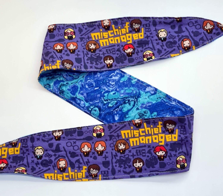 Potter Adult Tie up headbands