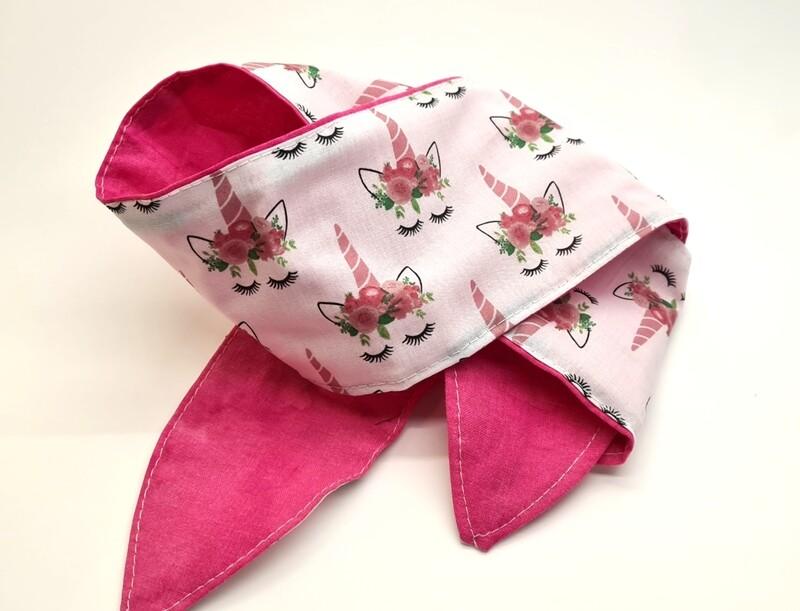 Unicorn Adult Tie up headbands