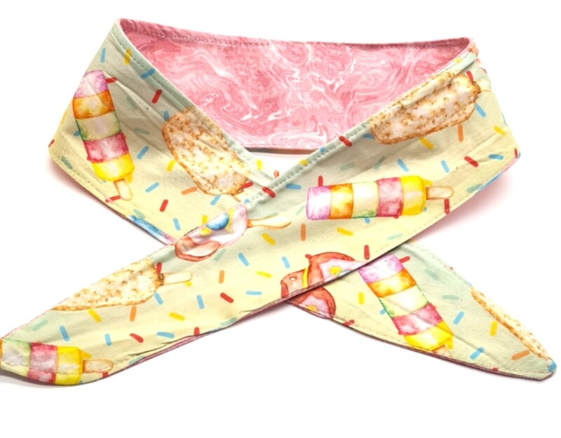 Iced Faves Adult Tie up headbands