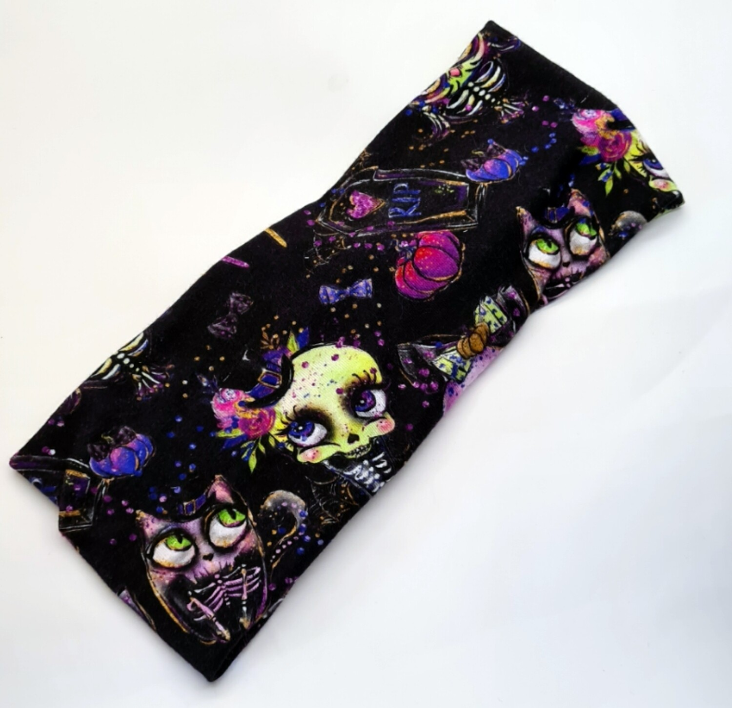 Adult Critters stretchy headband