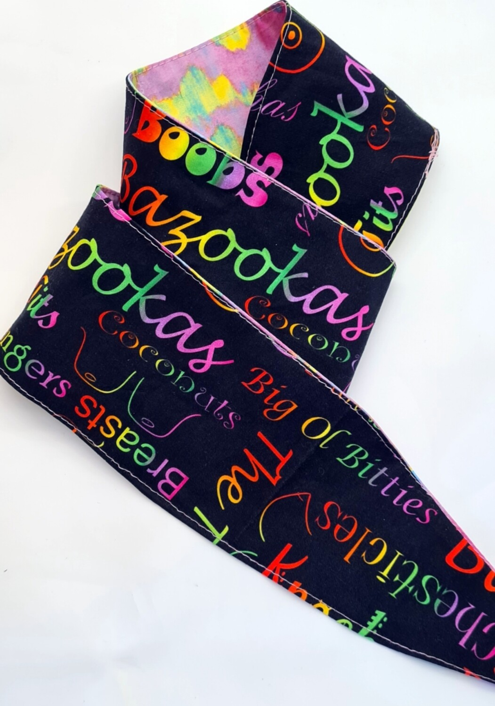 TaTas Adult Tie up headbands