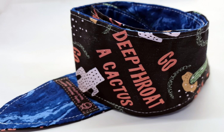 Cactus Adult Tie up headbands