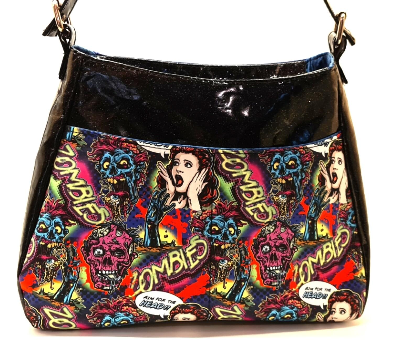 Zombie Tote Handbag