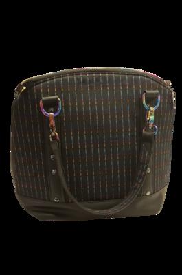 Rainbow Pinstripe swear bag