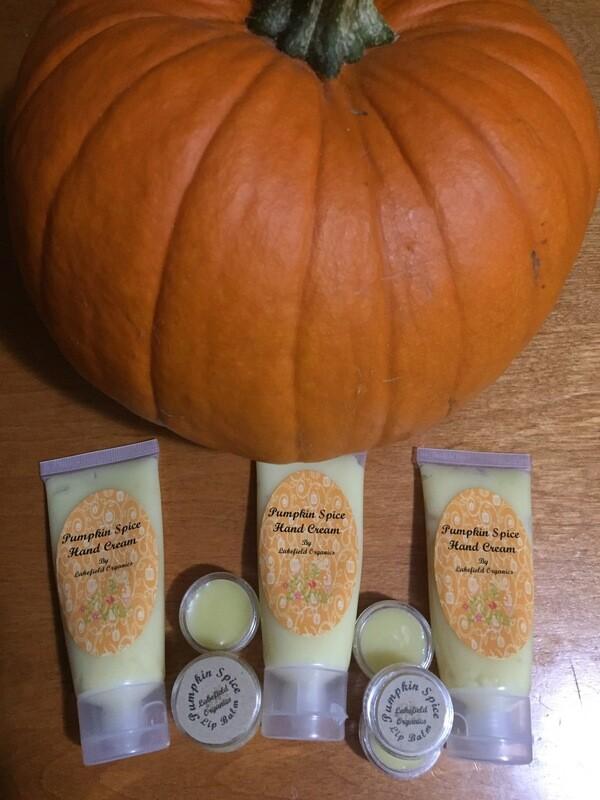 Pumpkin Spice Hand Cream