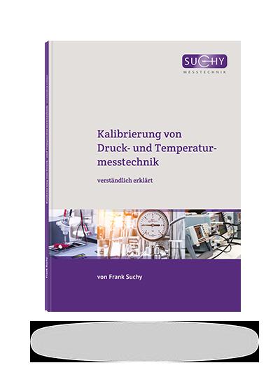 Buch - Kalibrierung von Druck- und Temperaturmesstechnik