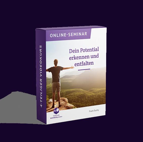 Online-Seminar - Dein Potential erkennen und entfalten