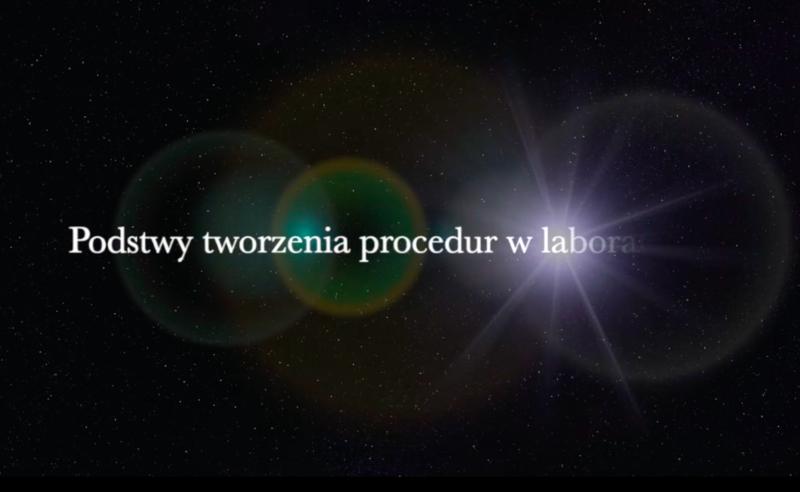 Podstawy tworzenia procedur w laboratorium