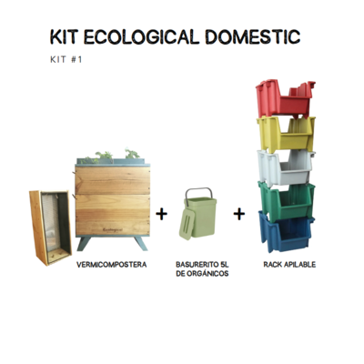 Kit Ecological Domestic