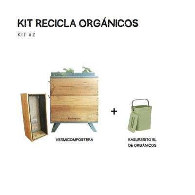 Kit Recicla Orgánicos