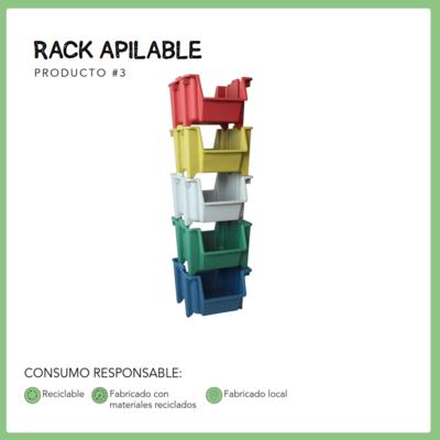 Rack Apilable