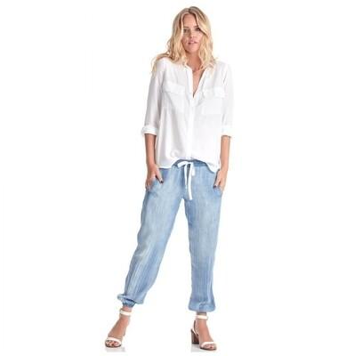 Bella Dahl blouse wit