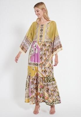 Ana Alcazar Maxi jurk