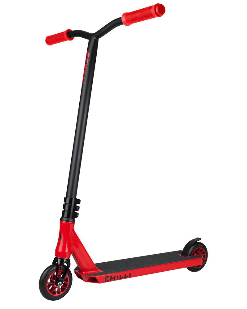 Chilli Reaper Fire scooter -  red/ black triku skrejritenis