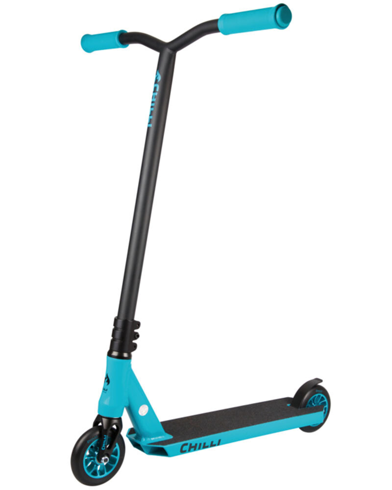 Chilli Reaper Ice  scooter - blue/ black triku skrejritenis