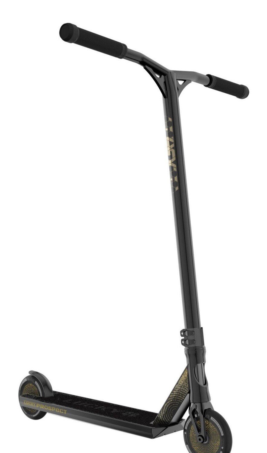 Lucky Prospect 2021 Pro Scooter (Onyx) triku skrejritenis