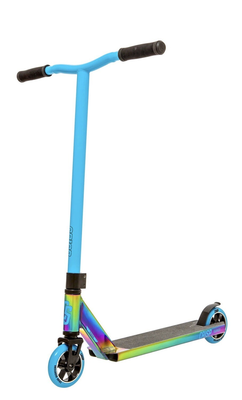 Crisp Surge 2020 Pro Scooter (Neochrome/Blue) triku skrejritenis