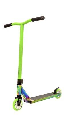 Crisp Surge 2020 Pro Scooter (Neochrome/Green) triku skrejritenis
