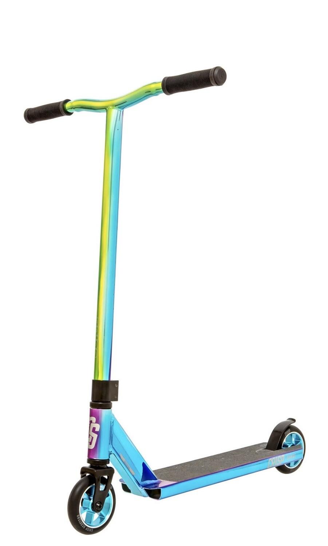Crisp Surge 2020 Pro Scooter (Full Neochrome)triku skrejritenis
