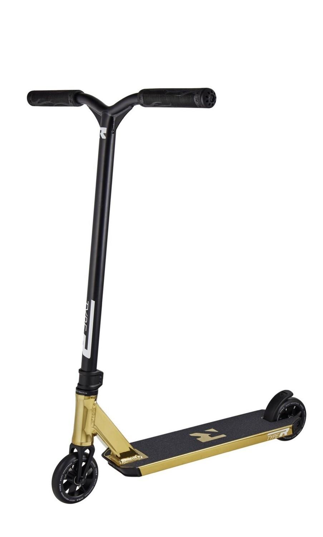 Root Type R Pro Scooter (Gold Rush) triku skrejritenis