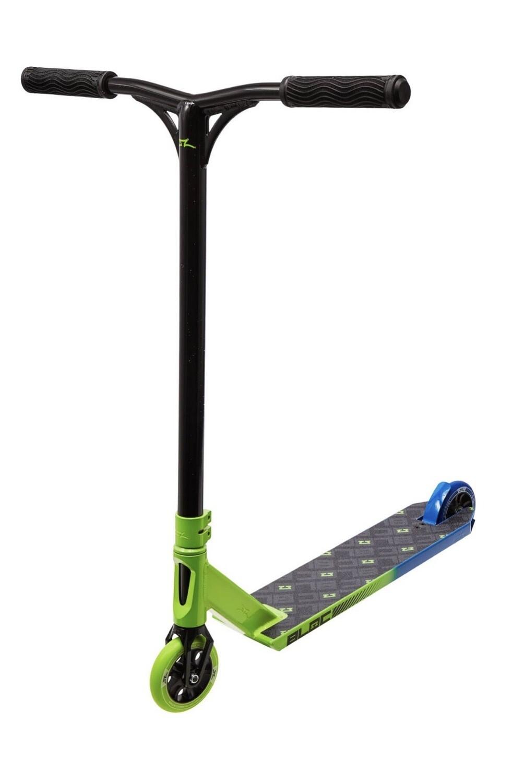 AO Bloc Pro Scooter (Green) triku skrejritenis