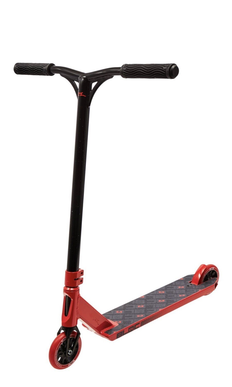 AO Bloc Pro Scooter (Red) triku skrejritenis