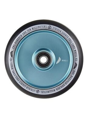 Striker Lighty Full Core V3 Black Pro Scooter Wheel (Color: Blue)