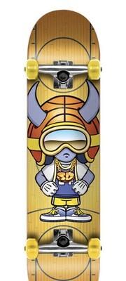 Speed Demons Characters Complete Skateboard (Baller)