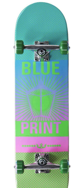 Blueprint Pachinko Complete Skateboard (Fade)